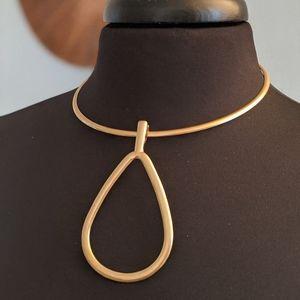 Tribal necklace / choker